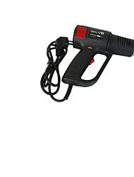 larga vida pistola de aire caliente pistola de aire caliente ajustable