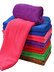 Double Layer Composite Towel Coral Towel Towel Wash Towel Water Speed Dry 40*60