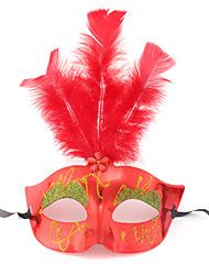 5pcs de halloween masque costume de fête