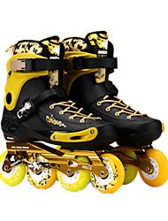 Inline-Skates Unisex Rutschfest Wasserdicht Gummi Gummi Eislaufen Freizeit Sport