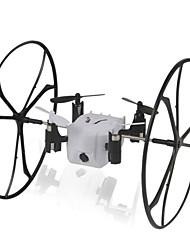 Drone Helic Max 1341C 4 Canaux 6 Axes 2.4G Avec Caméra Quadrirotor RCEclairage LED / Retour Automatique / Mode Sans Tête / Vol Rotatif De
