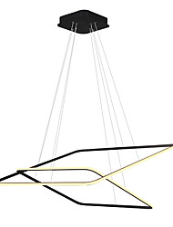 75W Pendant Light ,  Modern/Contemporary / Traditional/Classic / Vintage Others Feature for LED Silica gelLiving Room / Bedroom / Dining