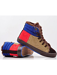 Unisex Boots Winter Others Canvas Outdoor / Casual Blue / Green / Coffee
