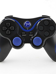 Controle Remoto Ultra-Wireless para PS3 (Cores Diversas)