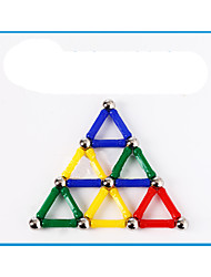 Magnet Toys 28 Pieces MM Magnet Toys Novelty Executive Toys Puzzle Cube For Gift