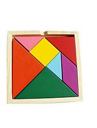 Für Geschenk Bausteine Holz Regenbogen Spielzeuge