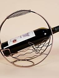 Weinregale Gusseisen,27*11.5*28CM Wein Zubehör