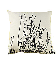 Fashions Creative Home Print Cotton and Linen Pillow Case