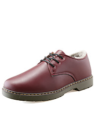 Men's Popular Boots Comfort Leather Outdoor/Casual Walking  Fashion Boots