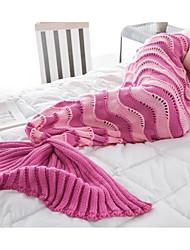 Feminino Pajama Acrílico Feminino