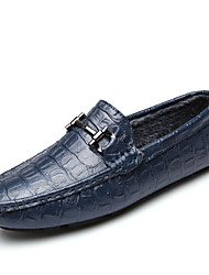 Men's Loafers & Slip-Ons Driving Fur Cotton Shoes