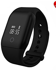 Smart Bracelet Blood Oxygen Heart Rate Sleep Monitor Waterproof Swim Pedometer Call Reminder Bluetooth 4.0 for Android iOS