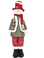 Jouets Décorations de Noël Circulaire / Costumes de père noël / Elk / Bonhomme de neige Dessin Animé / Adorable / Haute qualité / Mode