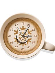 Модерн Еда и напитки Настенные часы,Прочее Прочее 400*472mm В помещении Часы