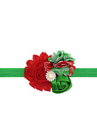 Holiday Jewelry Red / White / Green / Wine Red Cosplay Accessories Christmas