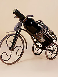 Garrafeira Ferro Fundido,33*24*31CM Vinho Acessórios