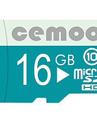 Other 16GB MicroSD Classe 10 20 Other Leitor de Cartão Tudo-em-Um / Leitor de Cartão Micro SD / Leitor de Cartão SD CETY04 USB 2.0