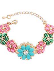 Bracelet Chaînes & Bracelets Alliage / Résine Décontracté Bijoux Cadeau Incarnadin,1pc