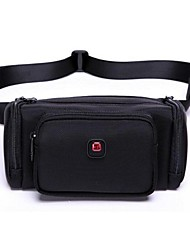 Men Oxford Cloth Sports / Outdoor Waist Bag