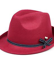 Women Faux Fur Bowler/Cloche Hat,Casual Fall / Winter