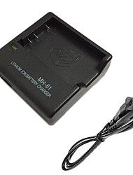 EL5 Battery Charger and US Charger Cable for Nikon EN-EL5 P80 P500 P510 P6000 P520 P90