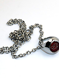 Inspired by Naruto Akatsuki Anime Cosplay Accessories Necklace / Ring