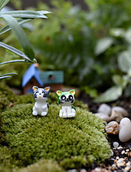 Animals Polyresin Modern/Contemporary / Casual / Office/Business Indoor/Outdoor Decorative Accessories