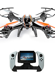 Drone Udi R/C U818S 4CH 6 Axis 2.4G With Camera RC Quadcopter FPV LED Lighting Failsafe  360Rolling Hover Low Battery WarningRC