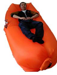 Tapis gonflé Rectangulaire Simple 10 Duvet de canard 1000g 230X100 Camping / Voyage / IntérieurEtanche / Résistant au vent / Bonne