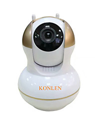 Security WIFI IP Camera HD 720p P2P PTZ CCTV Video IR Night Vision Alarm Cam 64GB TF SD Card Max For Home Baby Monitor