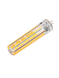 ywxlight® g4 regulable 15w 136 SMD 5730 1200-1400lm caliente / ac blanco fresco 110 / 220v