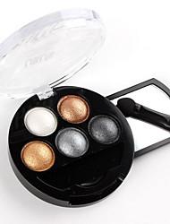 5 Eyeshadow Palette Dry Eyeshadow palette Cream Normal Daily Makeup