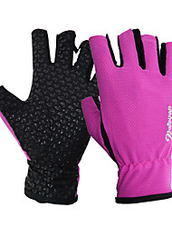 Gloves Sports Gloves Unisex Cycling Gloves Spring / Summer / Autumn/Fall Bike GlovesAnti-skidding / Breathable / Easy-off pull tab /