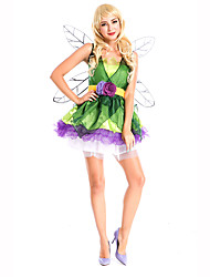 Fairytale Festival/Holiday Costumes Dress / Wings Female Polyester