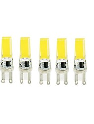 5Pcs Verkabelt Others G9 2805 Cob AC220 v 850 lm Double Needle Waterproof Glue Lamp Other