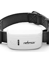 DMDG Sans-Fil Tour de Cou GSM / GPRS / GPS Strap Tracker for Pet Noir / Bleu cair / Rouge