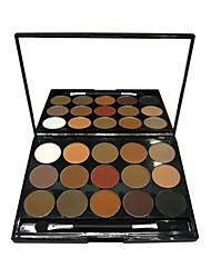 15 Eyeshadow Palette Matte Eyeshadow palette Cream Normal Daily Makeup