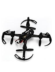 i Drone quadcopter rc I4W - noir
