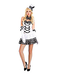 Festival/Holiday Halloween Costumes White Solid Skirt / Gloves / Hats / More Accessories Halloween / Christmas / Carnival Female