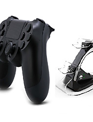 Wireless Controller for Sony PS4 with Dual  Charging Stand