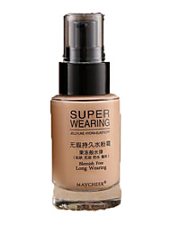 Foundation Wet Cream Whitening / Concealer / Uneven Skin Tone Nature MAYCHEER