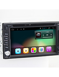 Bonroad 6.2inch Car Stereo USB SD Wifi Audio Radio BT Video Multimedia Player Android 6.0 1024*600 Quad Core 1GB USB