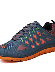 Men's Athletic Shoes Spring / Summer / Fall / Winter Comfort Tulle Athletic / Casual Blue / Green / Red Basketball / Sneaker
