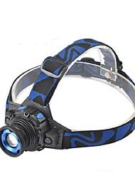 SS-K16 Headlamps / Bike Glow Lights LED 280-350 Lumens Mode Cree XM-L T6 Lithium Battery Waterproof / Super LightCamping/Hiking/Caving /