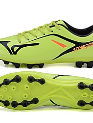 Soccer Cleats Soccer Shoes/Football Boots FG/Firm GroundKid's Anti-Slip Anti-Shake/Damping Breathable Outdoor Performance Practise Classic Low-Top PU