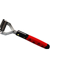 Cat Dog Grooming Health Care Cleaning Comb Casual/Daily Ruby