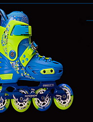 Inline Skates Kid's Breathable Outdoor PVC Leather
