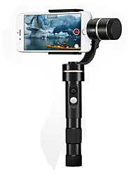 Feiyu G4Plus 3-Axis Shake-free Stabilized Handheld Gimbal for Smartphones One-button Control Compatible with Mainstream Smartphone Models