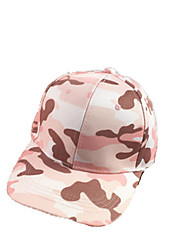 Cap/Beanie / Hat Breathable / Comfortable Unisex Camping / Hiking / Fishing / Leisure Sports / Baseball/Spring / Summer / Fall/Autumn /