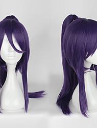 Lolita Wigs Classic/Traditional Lolita Medium Purple Lolita Wig 55CM CM Cosplay Wigs Wig For Women